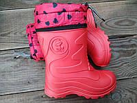 Сапоги легкие EVA Размер 27-28 (17 см)