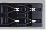 Т 28953 Набор клещей для снятия стопорных колец (4шт. ) в ложементе