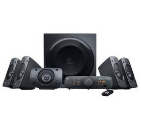 Колонки Logitech Z-906 Speaker System