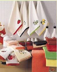 Всё о кухонном текстиле