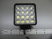 Дополнительные светодиодные фары LED 1210-48W Spot - дальний