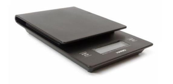 Весы Hario V60 Drip Scale с таймером для приготовления кофе