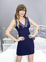 Женская ночная рубашка из вискозы, фото 1