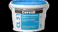 Мастика гидроизоляционная Ceresit CL 51 14 кг