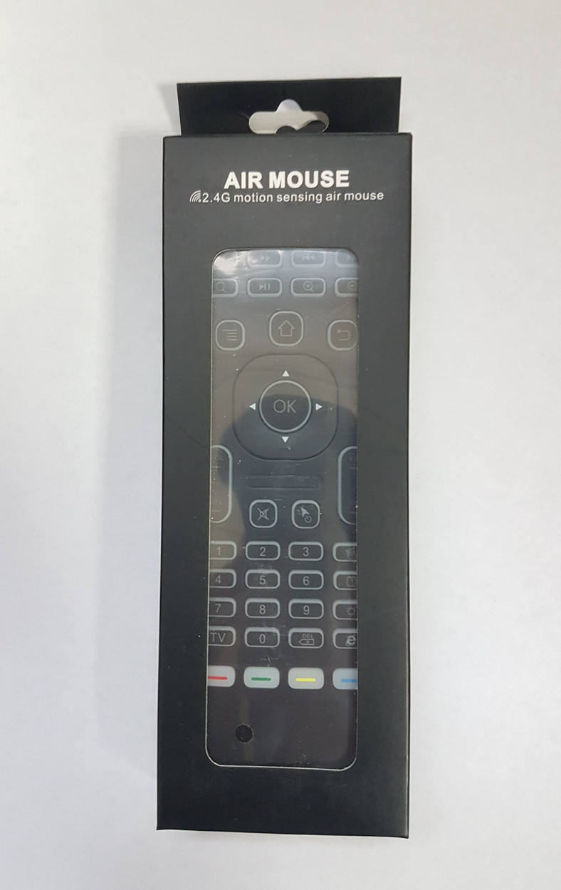 Аэропульт Smart TV MX3 Air Mouse 2.4GHz