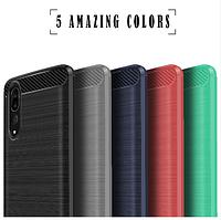 TPU чехол накладка Urban для Samsung Galaxy A60 (5 цветов)