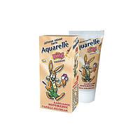 Зубная паста детская Ванильное мороженое Aquarelle Kids