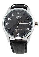 Стильные Часы мужские механические  VINNER CLASSIС(BLACK)