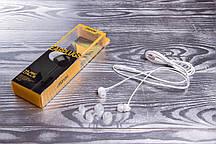 Наушники с микрофоном ASPOR, наушники проводные Hands Free