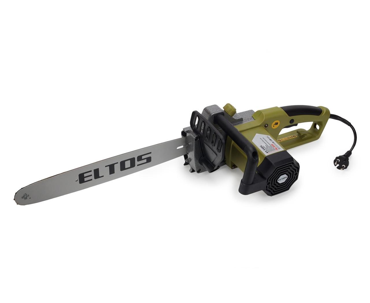 Пила цепная электрическая Eltos ПЦ-2650