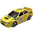 Автомодель р/у 1:28 Firelap IW04M Mitsubishi EVO 4WD (желтый), фото 4