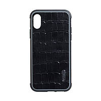 Панель G-Case Moncalo для Apple Iphone XS Max Crocodile (23714)