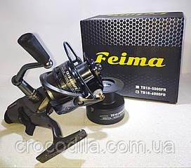 Катушка с бейтраннером Feima TB18 6000FR