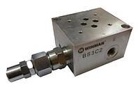 Плита монтажная с предохранительным клапаном BS3 (ДУ 6)