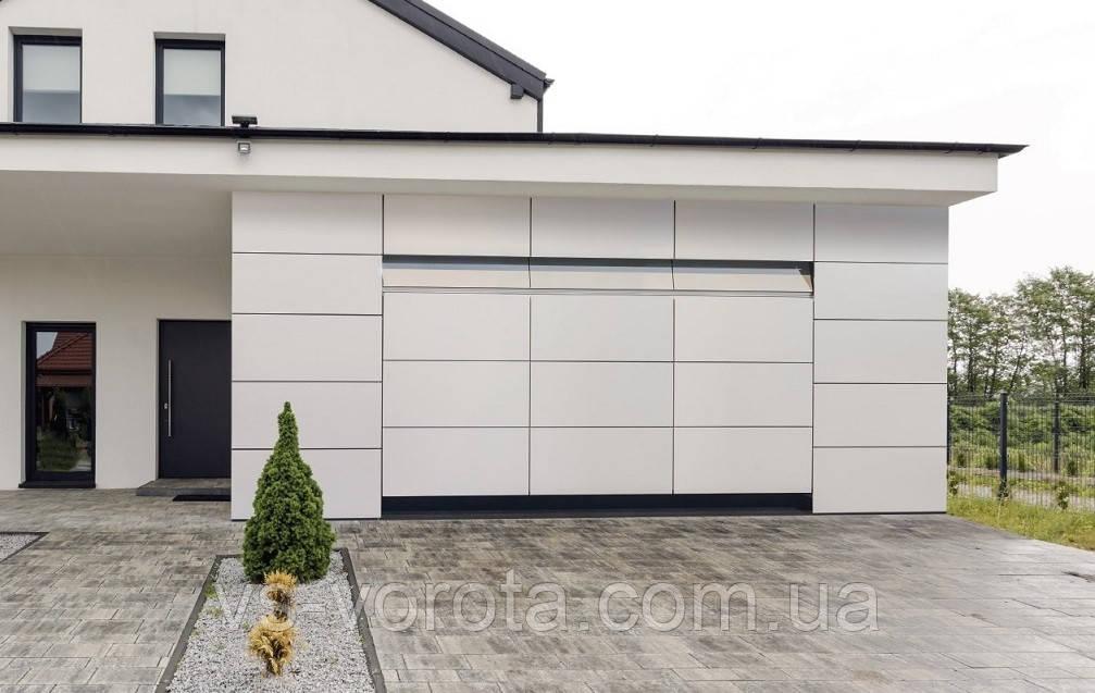 Ворота RYTERNA R40 размер 3000х2500 мм секционные гаражные