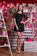 Платье с гипюровой спиной 3032, фото 1
