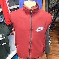Спортивный трикотажный костюм Nike, производства Украина (темно-красный)