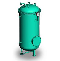Деаэратор атмосферный ДА-1 (ДА-3), фото 1