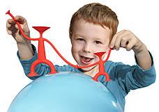 Развивающая игрушка Moluk Уги младший красный 8 см (43201), фото 2