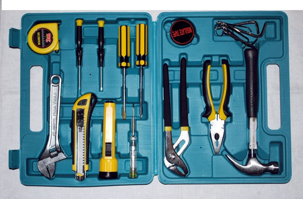"""Набор инструментов для дома 21 PCS Home Owner""""s Tool Set (21 предмет)"""