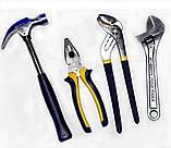 """Набор ручного инструмента 21 PCS Home Owner""""s Tool Set (21 предмет), фото 5"""