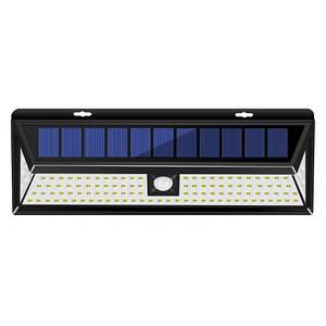 LED світильник 12W на сонячній батареї 6000K 540lm IP65