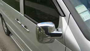 Накладки на зеркала Mercedes Vito W638
