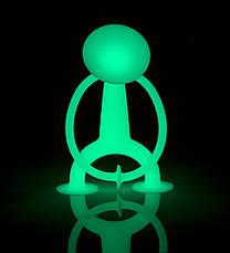 Розвиваюча іграшка Moluk Угі молодший Glow світиться 8 см (43210), фото 3