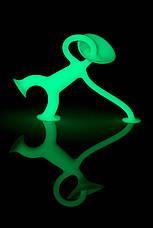 Розвиваюча іграшка Moluk Угі молодший Glow світиться 8 см (43210), фото 2