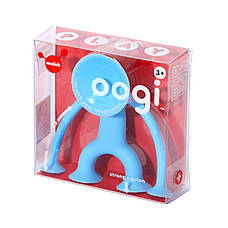 Развивающая игрушка Mouk Уги младший голубой 8 см (43202), фото 3