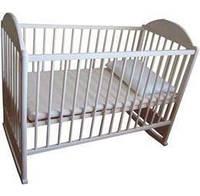 Детская кроватка АГУ Симба (слоновая кость)