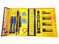 Набор инструментов для ремонта мобильных телефонов K-TOOLS 1252-38PCS-IN-1 CR-V(Оригинал)