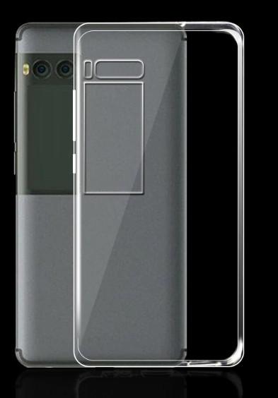 Силиконовый чехол для Meizu Pro 7 Plus