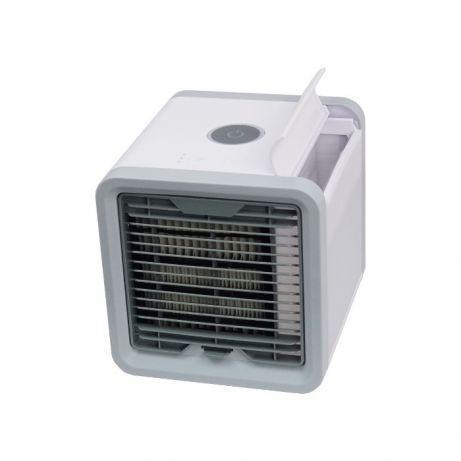 Портативный мини кондиционер, охладитель, увлажнитель воздуха Air Cooler (USB, ночник)