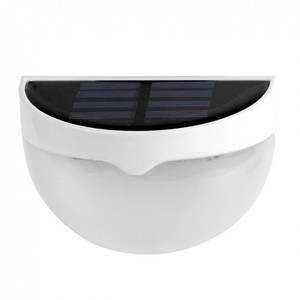 LED светильник 1W на солнечной батарее 6000K 120lm IP65