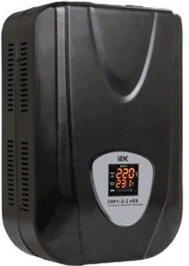 Стабилизатор напряжения СНР1-2- 8 кВА электронный настенный ИЭК