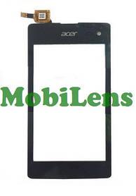 Acer M220 Тачскрин (сенсор) черный