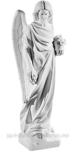 Скульптура Ангела на пам'ятник гранітний К254