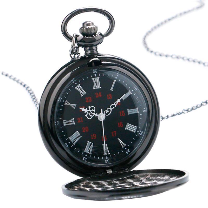Часы карманные с откидной крышкой