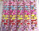 Маленькие детские резиночки для волос LOL 12 шт/уп, фото 2