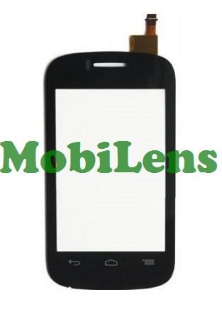 Alcatel 4015, One Touch, POP C1 Dual Тачскрин (сенсор) чёрный