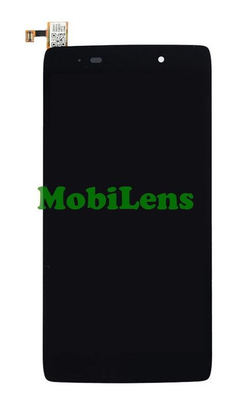 Alcatel 6039Y, One Touch Idol 3 Дисплей+тачскрин(модуль) черный