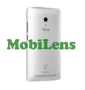 Asus A600CG, ZenFone 6 T00G, A601CG Задняя крышка белая