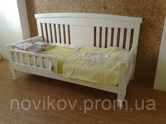 Кровать из массива  в детскую комнату - СПД Новиков Е.А. в Киеве