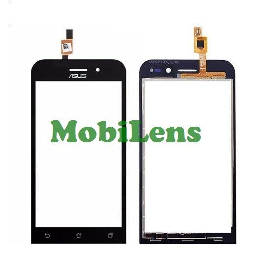 Asus ZB452KG, ZenFone GO, X014D Тачскрин (сенсор) черный