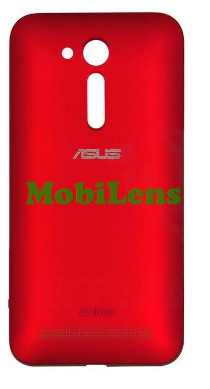 Asus ZB452KG, ZenFone GO, X014D Задняя крышка красная