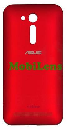 Asus ZB452KG, ZenFone GO, X014D Задняя крышка красная, фото 2