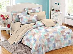 Ткань для постельного белья Поплин 057 (A+B) - (60м+60м)