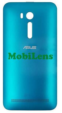 Asus ZB551KL, ZenFone GO Задняя крышка синяя, фото 2