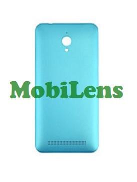 Asus ZC500TG, ZenFone GO, Z00VD Задняя крышка голубая